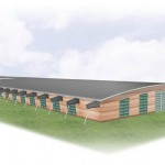 Kent Pavilion - Proposed 3D View